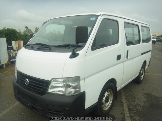 Used 2005 Nissan Caravan Van 3 0 Di Intercooler Turbo Kr Vwe25 For