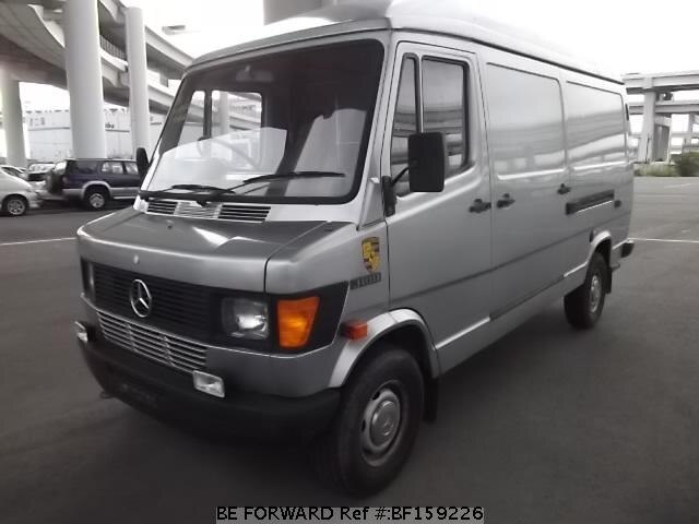 used 1990 mercedes benz transporter 310d u 6024 for sale. Black Bedroom Furniture Sets. Home Design Ideas