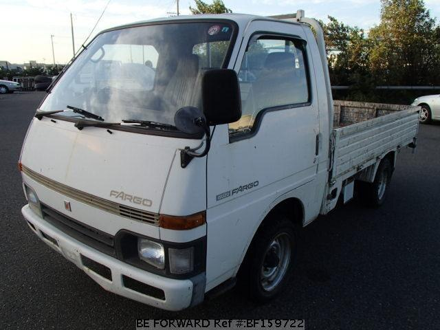 Used 1990 ISUZU FARGO TRUCK/U-NFR62DT for Sale BF159722 - BE