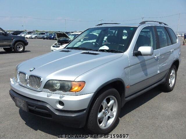 Used Bmw X5 >> Used 2000 BMW X5 4.4I/GH-FB44 for Sale BF159897 - BE FORWARD