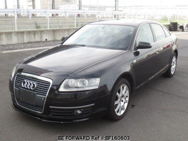 Used 2004 AUDI A6 3.2 FSI QUATTRO/GH-4FAUKS for Sale BF160603 - BE