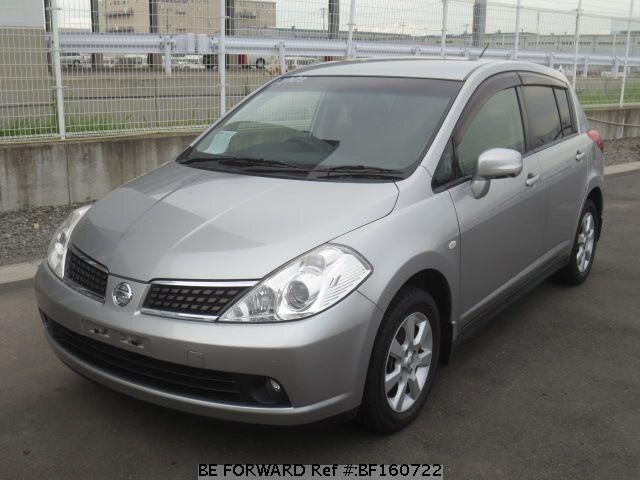 Used 2007 Nissan Tiida 18g Dba Jc11 For Sale Bf160722 Be