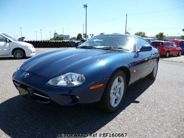Used 1998 JAGUAR XK SERIES BF160667 For Sale Image ...