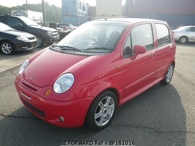 Used 2004 DAEWOO MATIZ/GH-KLA4 for Sale BF161016 - BE FORWARD