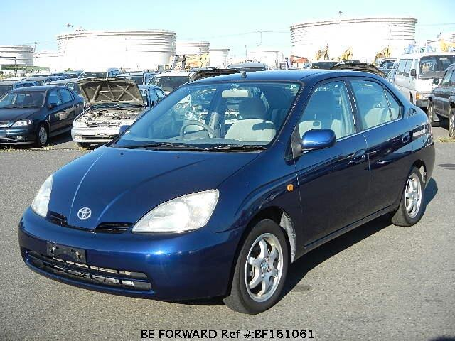 used 2000 toyota prius s navi special za nhw11 for sale bf161061 be forward. Black Bedroom Furniture Sets. Home Design Ideas