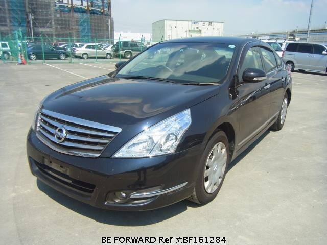 used 2008 nissan teana cba j32 for sale bf161284 be forward  used 2008 nissan teana bf161284 for sale image