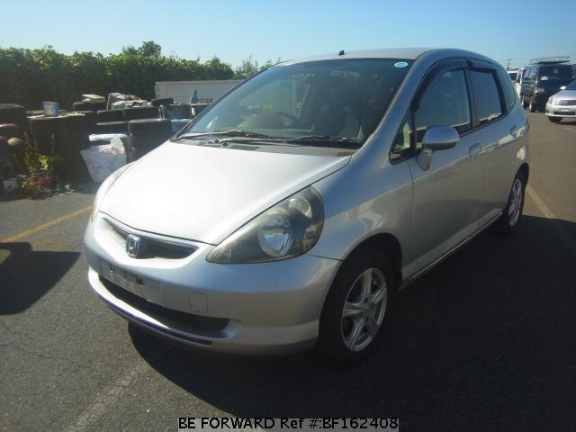 Used 2002 HONDA FIT BF162408 for Sale