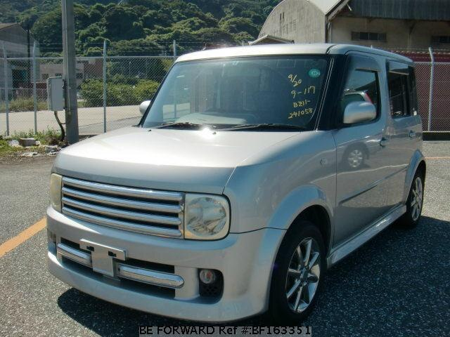 Used 2005 Nissan Cube Bf163351 For