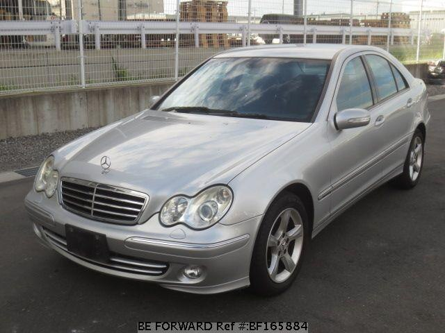 used 2005 mercedes-benz c-class c180 kompressor avantgarde ltd/gh