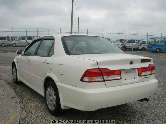 used 2001 honda accord vts la cl3 for sale bf166018 be forward. Black Bedroom Furniture Sets. Home Design Ideas