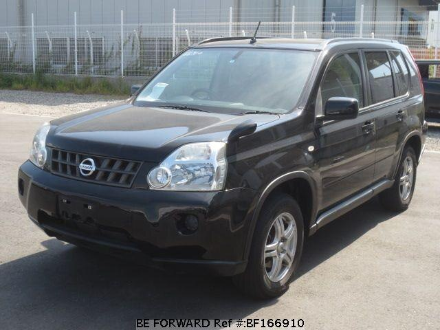 Used 2007 nissan x traildba t31 for sale bf166910 be forward used 2007 nissan x trail bf166910 for sale fandeluxe Gallery