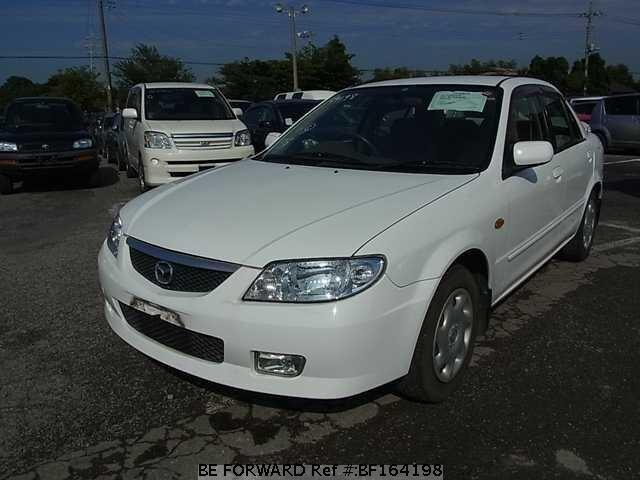 used 2002 mazda familia la bj5p for sale bf164198 be forward rh sp beforward jp Mazda 929 Mazda Familia Sport 20
