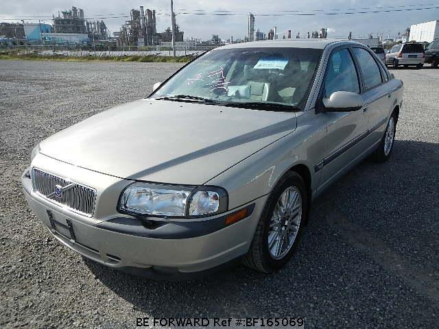 Used 1999 Volvo S80 T6 Gf Tb6284 For Sale Bf165069 Be Forward