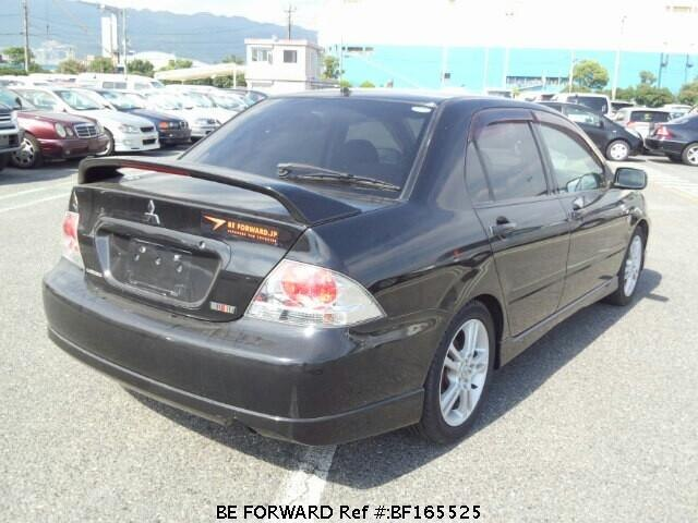 used 2004 mitsubishi lancer ralliart ta cs5a for sale bf165525 be forward. Black Bedroom Furniture Sets. Home Design Ideas
