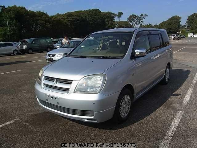 used 2005 mitsubishi dion thanks ta cr6w for sale bf166773 be forward rh beforward jp Parts Mitsubishi Dion Mitsubishi Dion 4x4s