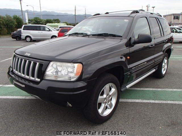 Used 2004 JEEP GRAND CHEROKEE VISION SERIES/GH-WJ40 for Sale ...