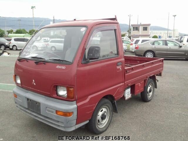 used 1995 mitsubishi minicab truck tl v u42t for sale bf168768 be rh beforward jp Mitsubishi Minicab Mini Truck Mitsubishi 3G83