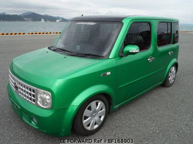 Used 2004 Nissan Cube Bf168903 For Image