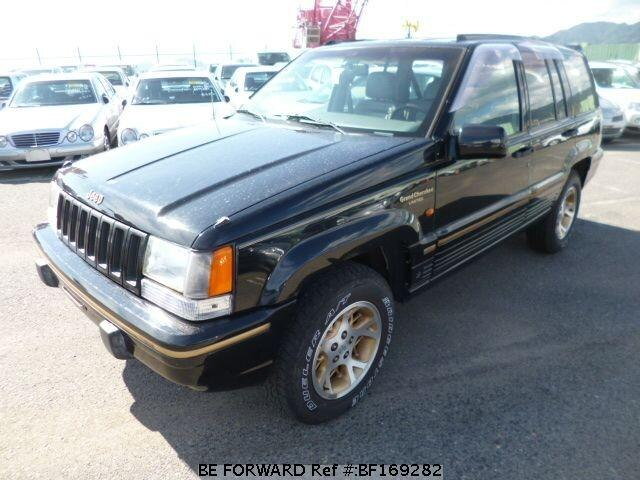 Used 1994 JEEP GRAND CHEROKEE BF169282 For Sale Image ...