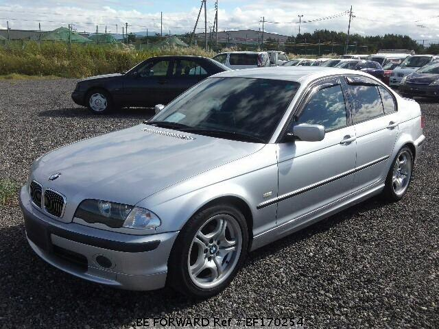Used 2001 BMW 3 SERIES 320I M SPORTSGHAV22 for Sale BF170254