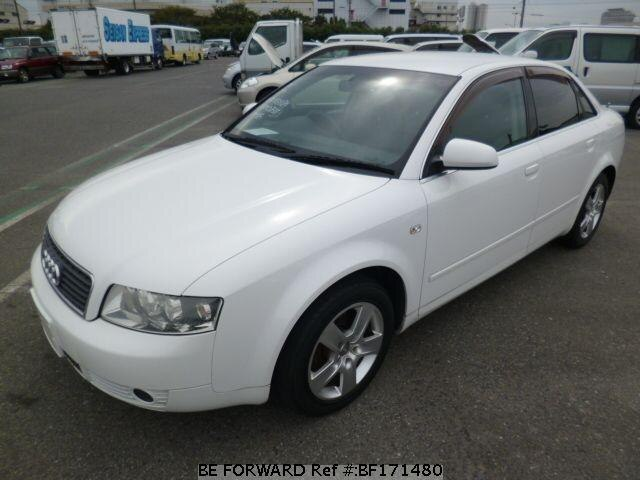 Used 2002 Audi A4 20gh 8ealt For Sale Bf171480 Be Forward