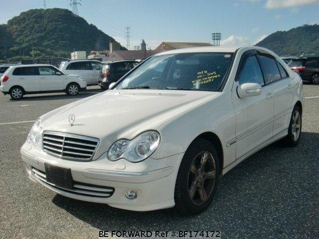 used 2007 mercedes benz c class c180 kompressor avantgarde. Black Bedroom Furniture Sets. Home Design Ideas