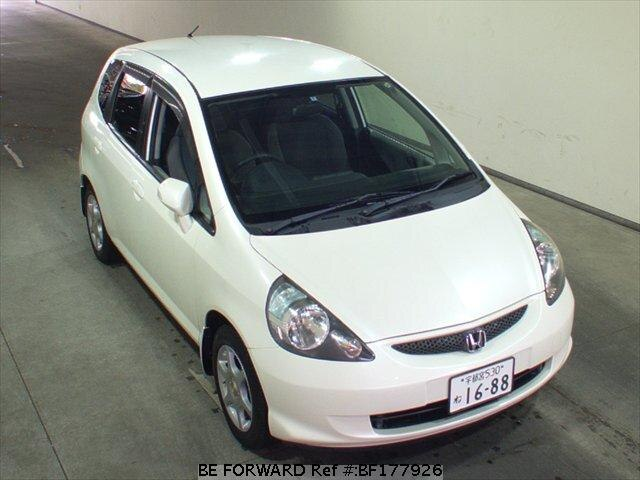 used 2005 honda fit 1 3a dba gd1 for sale bf177926 be forward. Black Bedroom Furniture Sets. Home Design Ideas