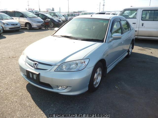 Used 2003 HONDA CIVIC HYBRID BF168901 For Sale
