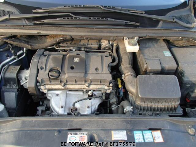 used 2003 peugeot 307/gh-t5nfu for sale bf175579 - be forward