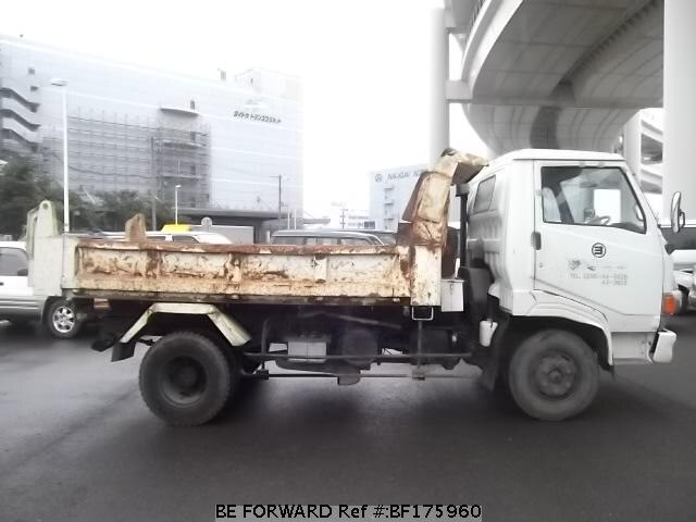 Used 1989 HINO RANGER BF175960 For Sale Image