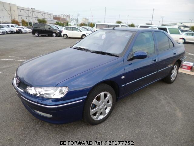 Used 2004 PEUGEOT 406 GLYPH/GH-D9L4 for Sale BF177752 - BE FORWARD