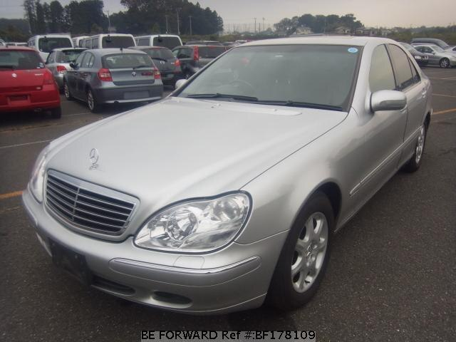 Used 2001 Mercedes Benz S Class S430 Gf 220070 For Sale Bf178109