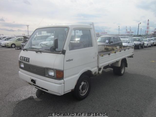 Used 1992 MAZDA BONGO BRAWNY TRUCK DX/U-SD2AM for Sale ...