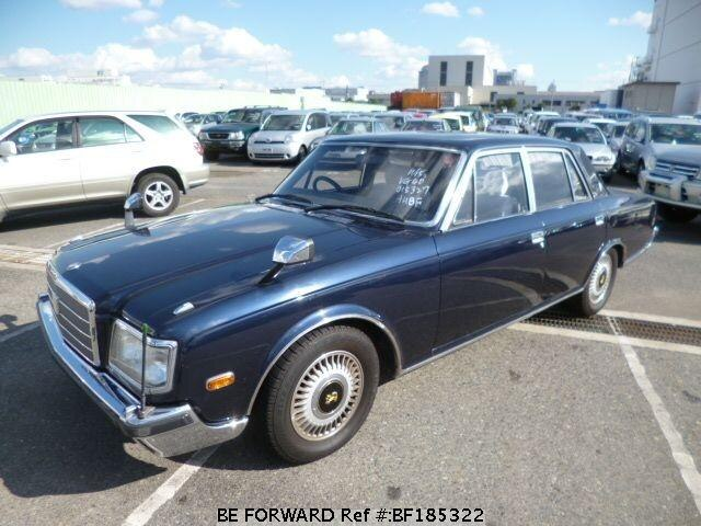Toyota Century For Sale >> Used 1996 Toyota Century E Type E Vg40 For Sale Bf185322