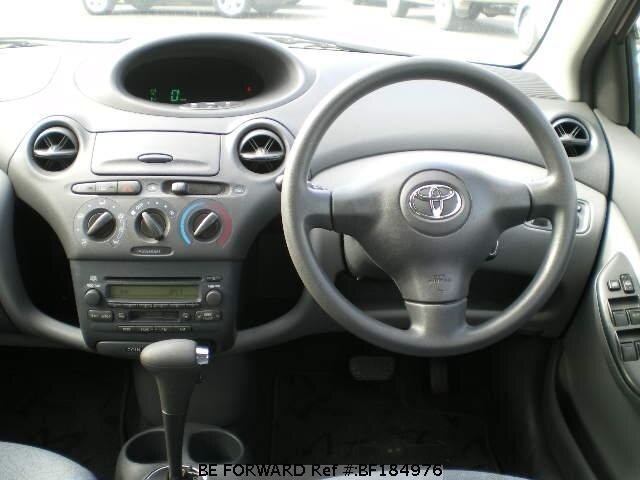 Used 2002 TOYOTA VITZ F D PACKAGE BEAUTIFUL SELECTION/UA