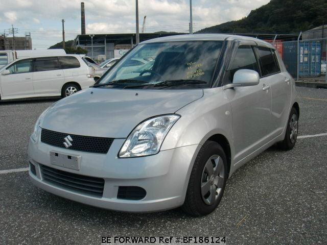 used 2006 suzuki swift 1 3xg dba zc11s for sale bf186124 be forward. Black Bedroom Furniture Sets. Home Design Ideas