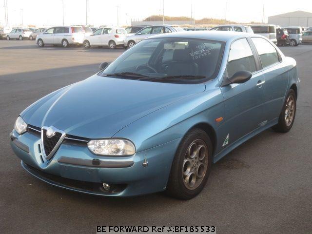 Used 2000 ALFA ROMEO 156 2.5 V6 24V/GF-932A1 for Sale BF185533 - BE