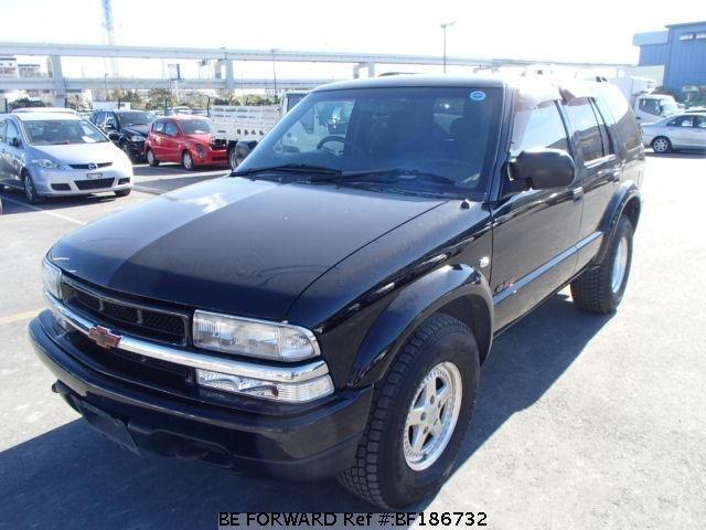 Used 1999 Chevrolet Blazer Ls Gf Ct34g For Sale Bf186732 Be Forward