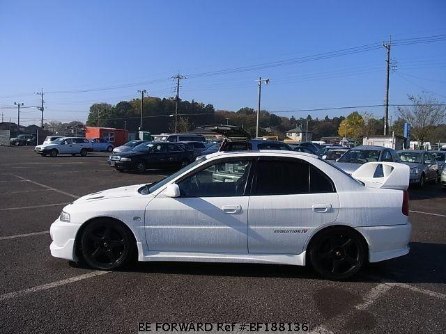 Used 1997 MITSUBISHI LANCER EVOLUTION GSR EVOLUTION IV/E
