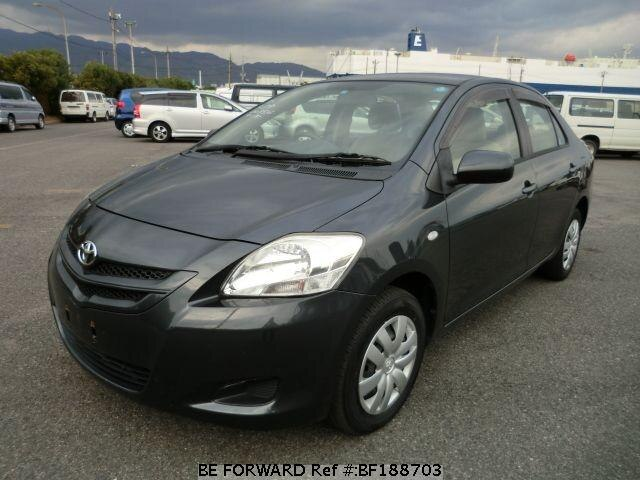 Used 2005 Toyota Belta X Dba Scp92 For Sale Bf188703 Be Forward