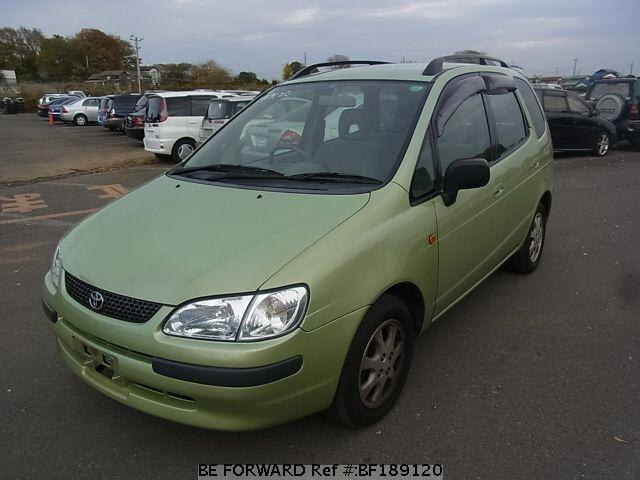 Used 1998 TOYOTA COROLLA SPACIO BF189120 for Sale