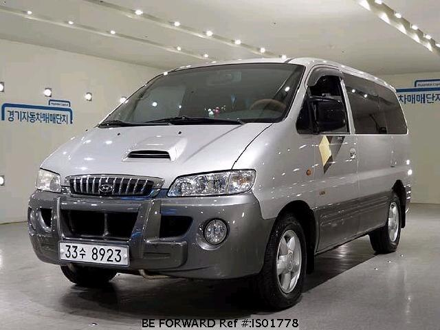 used 2002 hyundai starex for sale is01778 be forward used 2002 hyundai starex for sale