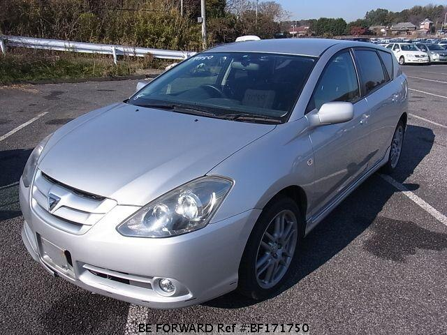 Used 2005 TOYOTA CALDINA BF171750 for Sale