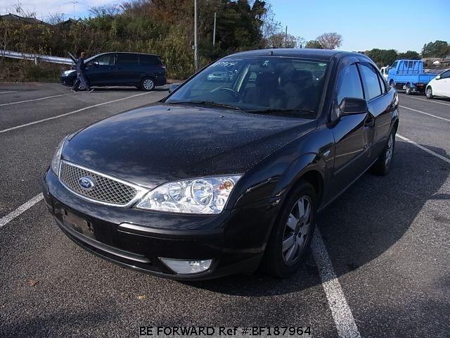 Used 2005 Ford Mondeo Glxgh Wf0cjb For Sale Bf187964 Be Forward