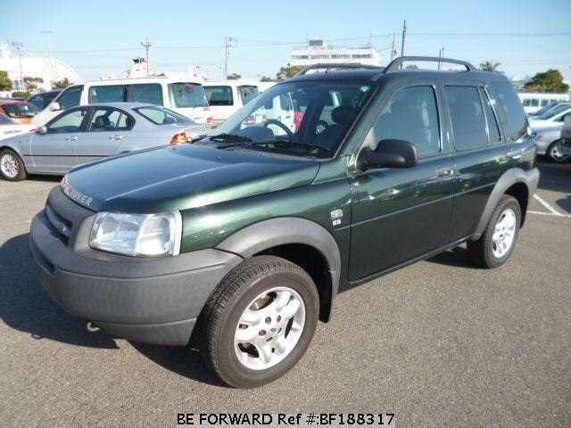 used 2003 land rover freelander es gf ln25 for sale. Black Bedroom Furniture Sets. Home Design Ideas
