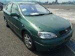 Used 2002 OPEL ASTRA BF70311 for Sale Image