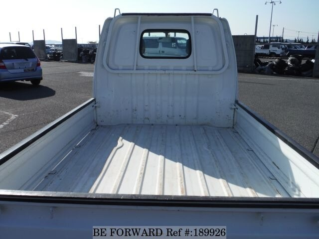 Used 1999 Suzuki Carry Truck Turbo Gd Da52t For Sale Bf189926 Be