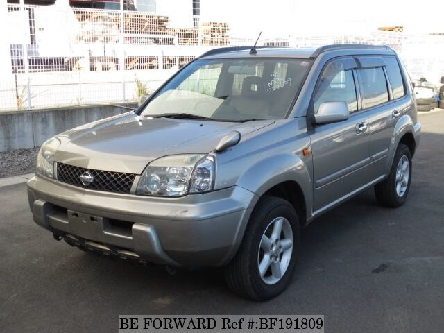 used 2000 nissan x trail x ta nt30 for sale bf191809 be forward. Black Bedroom Furniture Sets. Home Design Ideas