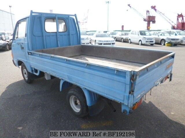 Used 1981 MAZDA BONGO TRUCK/J-BA2U8 for Sale BF192198 - BE FORWARD