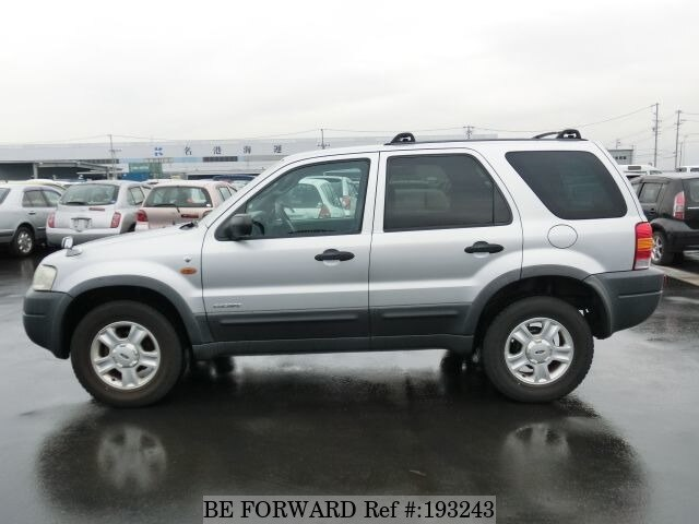 Used 2000 Ford Escape Xlt La Epfwf For Sale Bf193243 Be Forward
